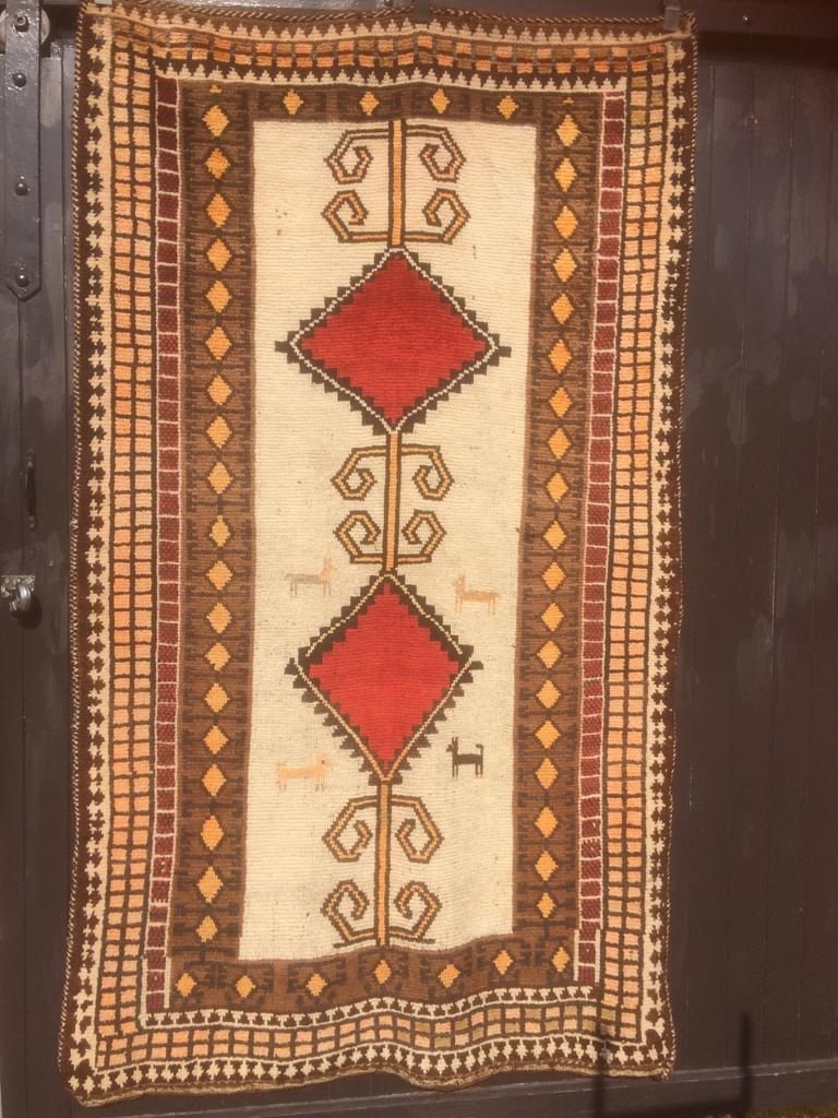 RAV017 Qashqai Gabbeh